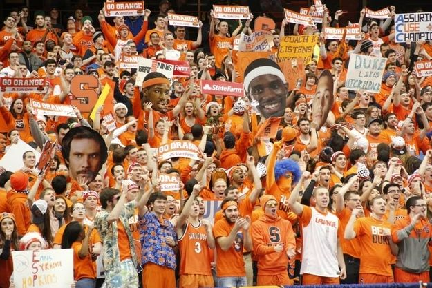 Because you get to root for the best team in the country. | 26 Signs You Bleed Orange For Syracuse Basketball