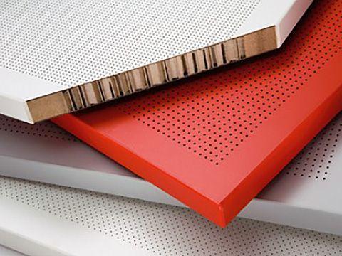 mikroperforierte akustik elemente die h chste anforderungen in schall und brandschutz erf llen. Black Bedroom Furniture Sets. Home Design Ideas