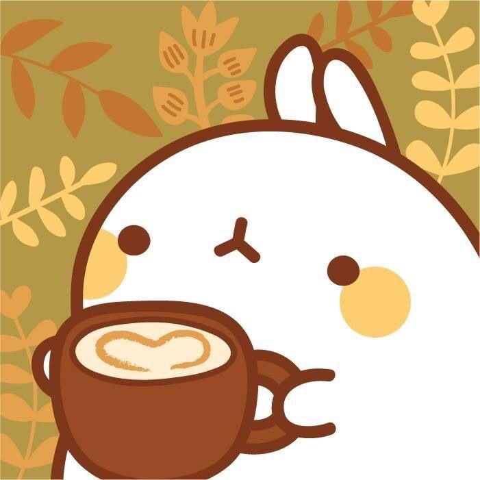 Милые картинки с кофе