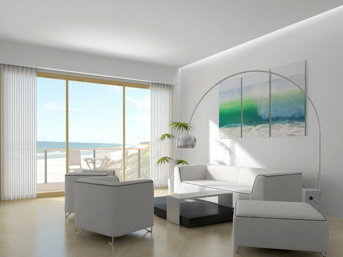 Die besten 25+ Boden leselampen Ideen auf Pinterest Leselampen - wohnzimmer weis modern