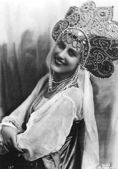 Russian beauty, 1930′s