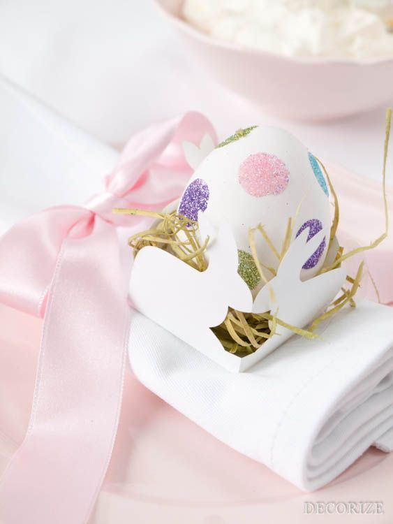 DIY Printable Easter Ideas