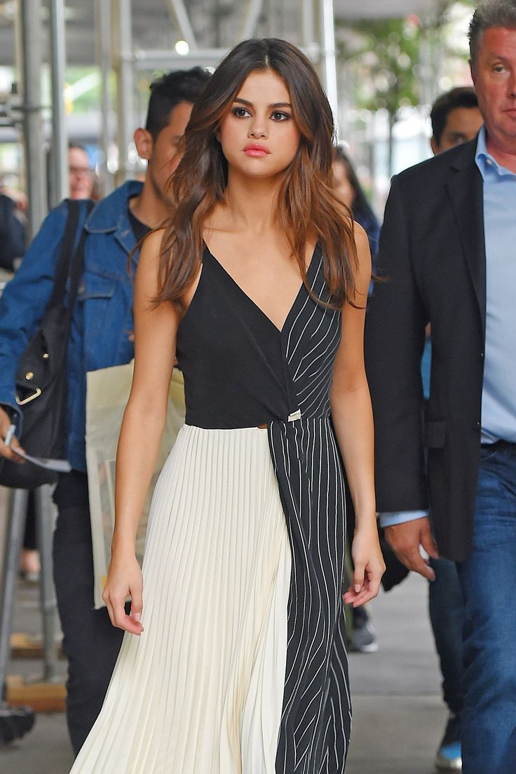 June 5: Selena out in New York City, NY