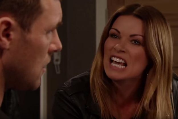 carla connor   Affairs, fires and heartbreak! Carla Connor's most SHOCKING moments on ...