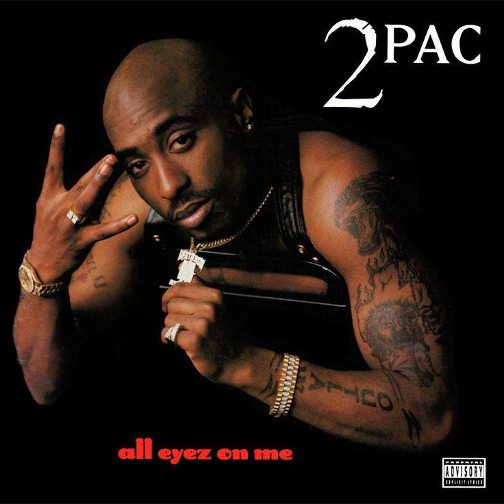 2Pac - All Eyez on Me 4xLP RE
