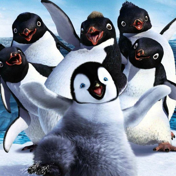 100 Best Movies for Kids - Happy Feet