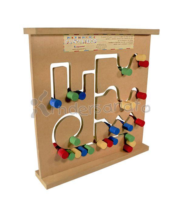 Paneles sensoriales google search maderas pinterest panel google y juguetes - Paneles de madera para jardin ...