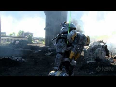 YouTube - Halo Reach extended trailer making of.