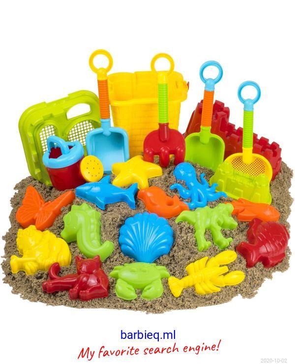 Sandkasten Spielzeug Junge