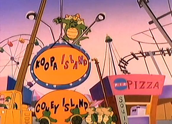 Remembering the time King Koopa invaded Coney Island...