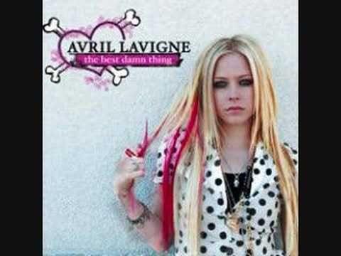 Girlfriend Avril Lavigne ガールフレンド アヴリル ラヴィーン - YouTube