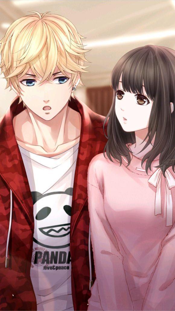 周棋洛 與你比肩 Casais Bonitos De Anime Casal Anime E