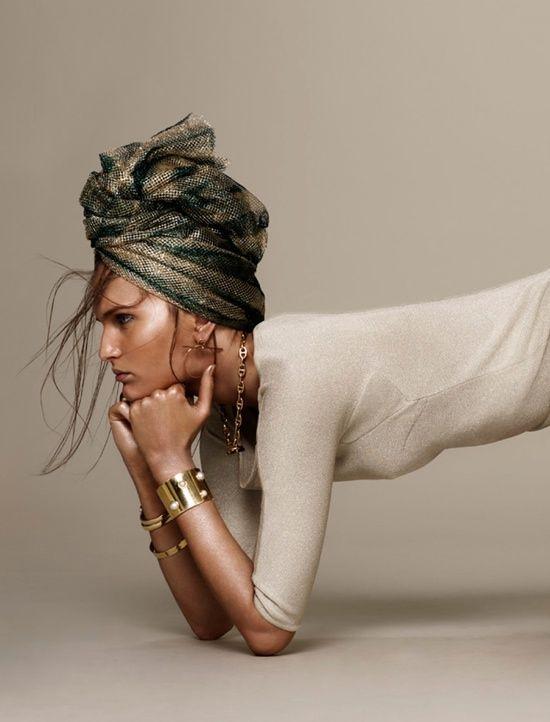 L'Express Styles May 2012 Editorial - Alla Kostromichova