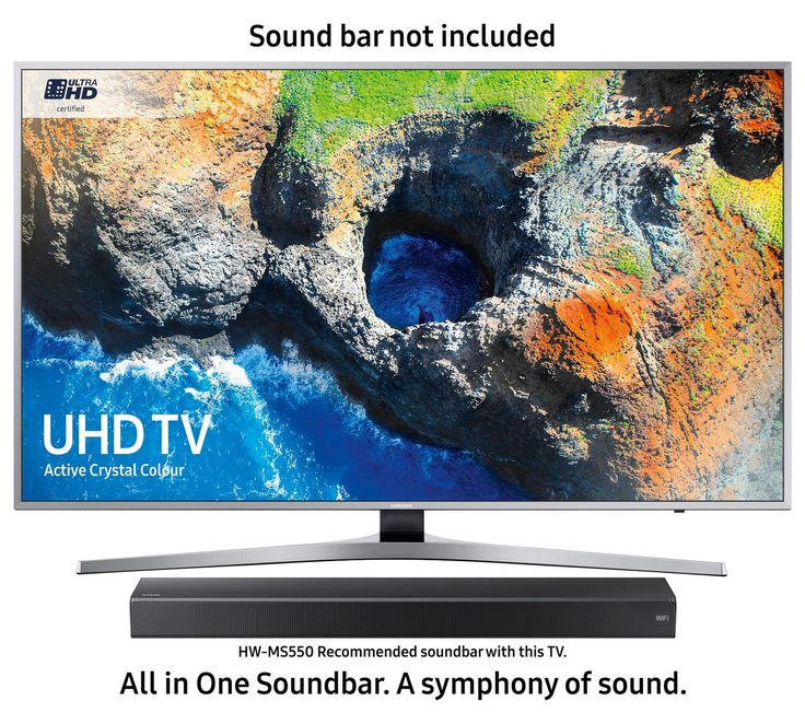 Buy Samsung 40MU6400 40 Inch 4K UHD Smart TV with HDR at Argos.co.uk, visit Argos.co.uk to shop online for Televisions, Televisions and accessories, Technology