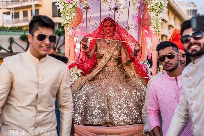 Fab Destination Wedding By The Beach In Pattaya With A Dash Of Glam! | WedMeGood - Best Indian Wedding Blog for Planning & Ideas.