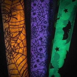 Halloween Scarf Spooktacular scarves! :) #poundlandhalloween