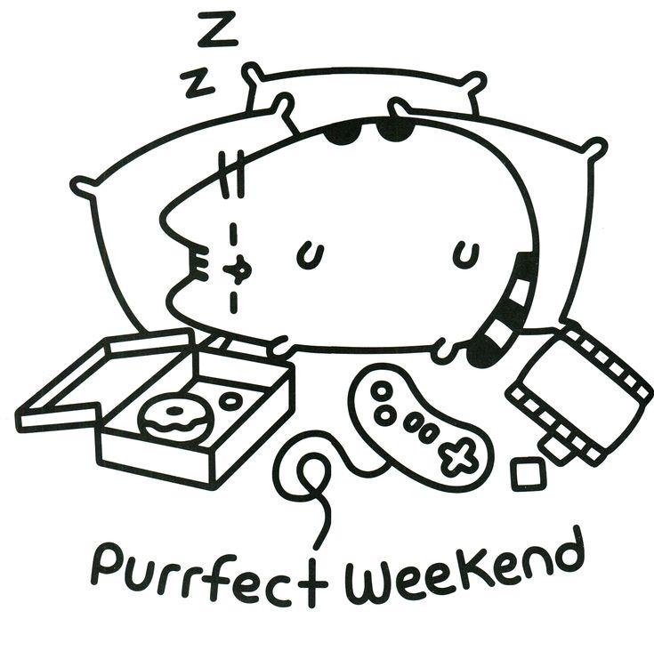 25 Best Ideas About Pusheen The Cat Book On Pinterest