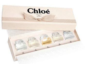 Chloe Miniature Coffret Gift Pack Luxurygiftboxes Perfume