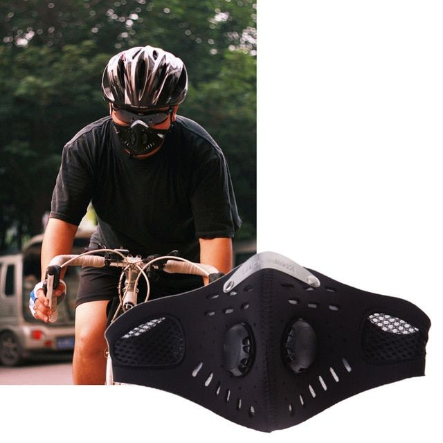 Cycling Mask Protective Exercise Running Mask Anti Fog Outdoor
