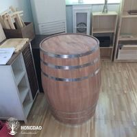 Source HONGDAO wooden barrels for sale,wood wine barrel on m.alibaba.com