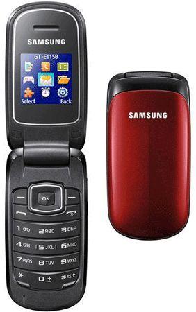 2009 : le#SamsungE1150 est un retour de la marque vers la simplicité et l'efficacité !