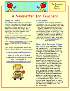 Best  Back To School Newsletter Ideas On   Back To