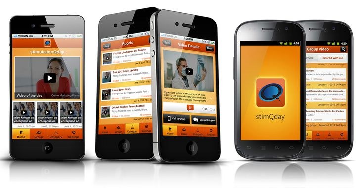 StimQday:It is a clever app built with the belief that stimulating the mind to think is necessary for people to realize their maximum potential. Also, it is made to foster educational dialogue between groups of users such as families or friends. StimQday has an interesting, thought provoking Video of the Day that the user and the members of the group watch every day and then discuss and grow together.