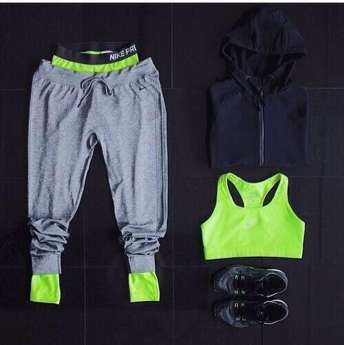 Perfect Kickboxing Outfit