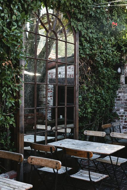 17 best ideas about outdoor mirror on pinterest garden for Outdoor mirror ideas