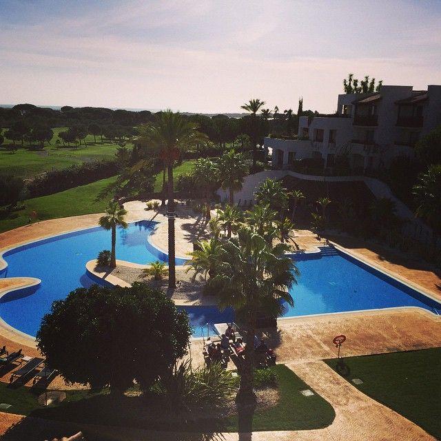 2014-11-15 14:13:4111 años desde que hice la pretemporada con el Sevilla FC en este mismo hotel El Rompido -Cartaya (Huelva). Como pasa el tiempo