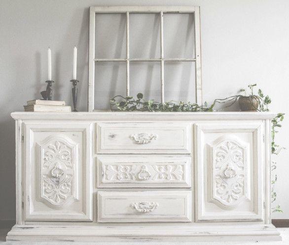 As 10 melhores ideias de aparador pintado no pinterest for Provence mobiliario