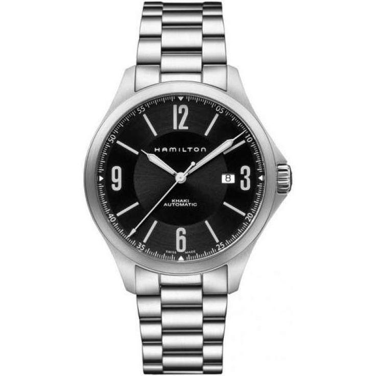 Reloj hamilton khaki aviation auto h76665135