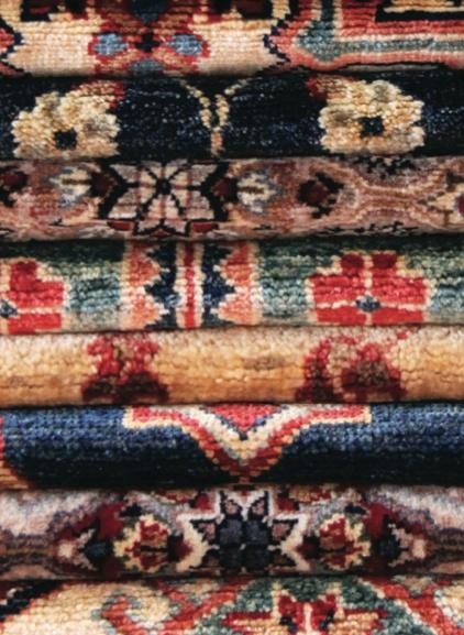 Fair Trade Handmade Oriental Rugs From The Artisan Group Bunyaad In Pakistan