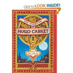 The Invention of Hugo Cabret $14.99