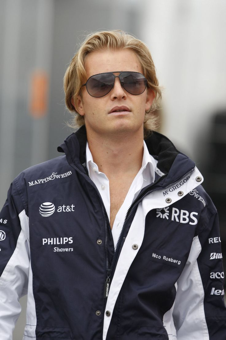 Rosberg Niko F1