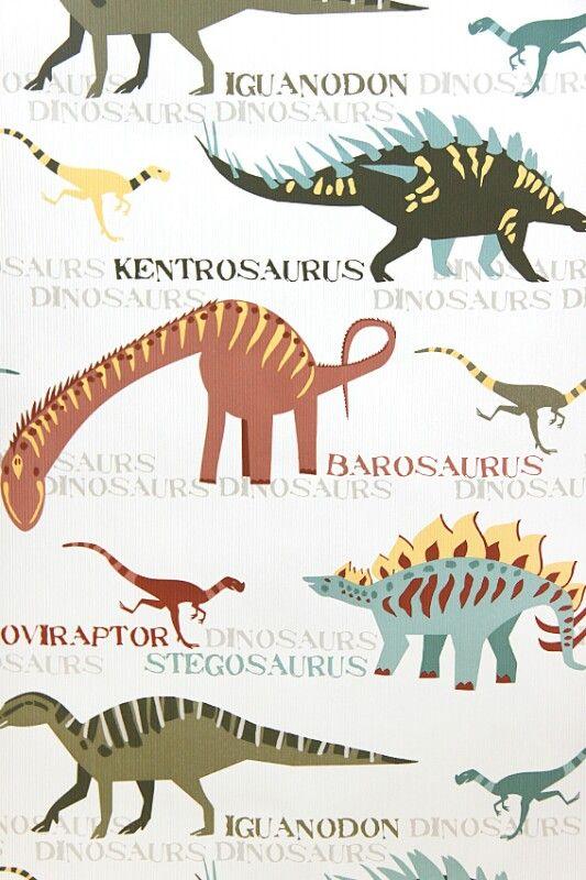 Dinosaurus Slaapkamer op Pinterest - Jongens dinosaurus slaapkamer ...