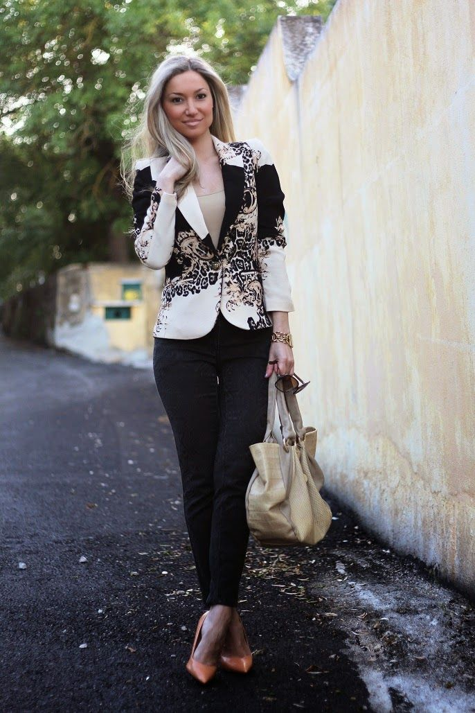 look do dia, ootd, look of the day, peach, black, pêssego e preto, padrão floral, animal print, escarpins, style statement, chic look, tom n...