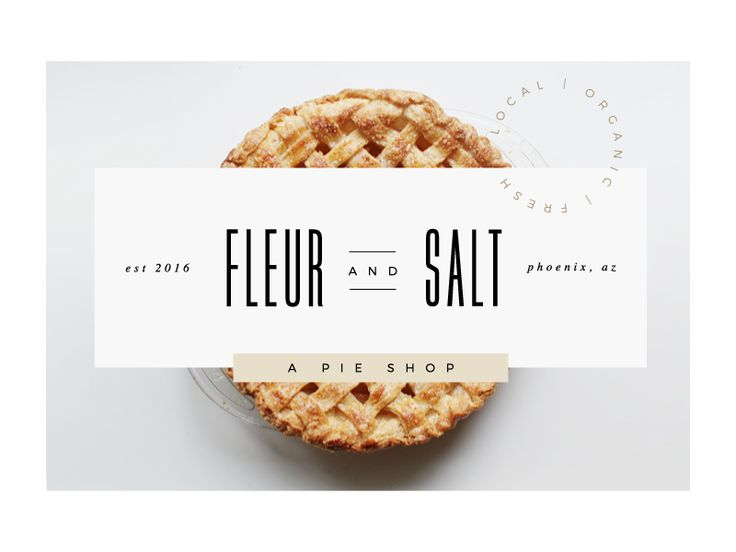 Fleur and Salt #2 by Savanna Hunter-Reeves