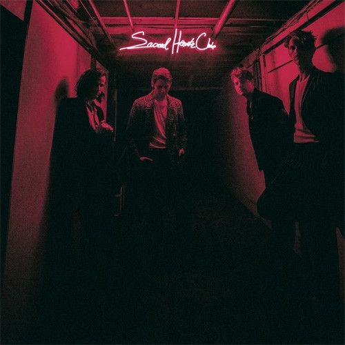 Foster The People - Sacred Hearts Club Vinyl LP August 11 2017 Pre-order