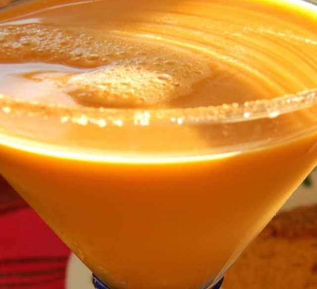 طريقة عمل كوكتيل اليقطين بحليب جوز الهند يعد اليقطين أو كما يعرف بالقرع العسلي غذاء صحي للجسم فهو يحتوي على فيتامين أ وفيتامين ج وفيتامي Food Desserts Pudding