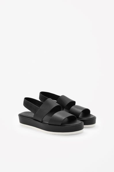 Printed Leather Sandals with Plateau Spring/summerTod's Xx5teZm