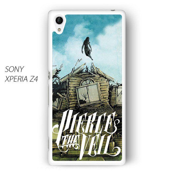 Pierce The Veil Cover Album Lyric Quote for Sony Xperia Z1/Z2/Z3 phone case
