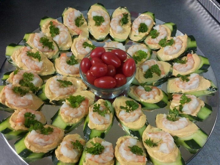 shrimp canape tray haddads downtown appetizers canapes party bites pinterest shrimp. Black Bedroom Furniture Sets. Home Design Ideas
