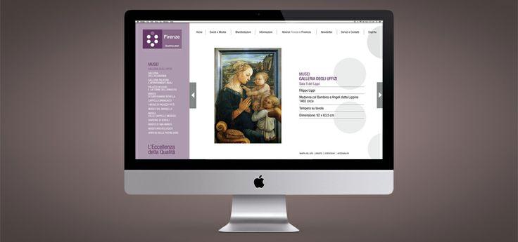"""Firenze Quality Label - Contest """"Brand per Firenze"""" - Un progetto di Brunello Sighinolfi Architettura della comunicazione www.sighinolfi.com"""