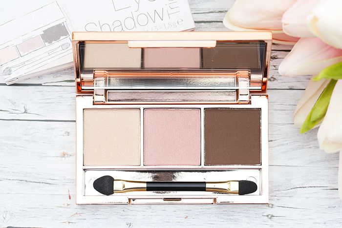 My favourite eye palette :Natural Cosmetics: Dr. Hauschka Spring/Summer Look «Comeback»