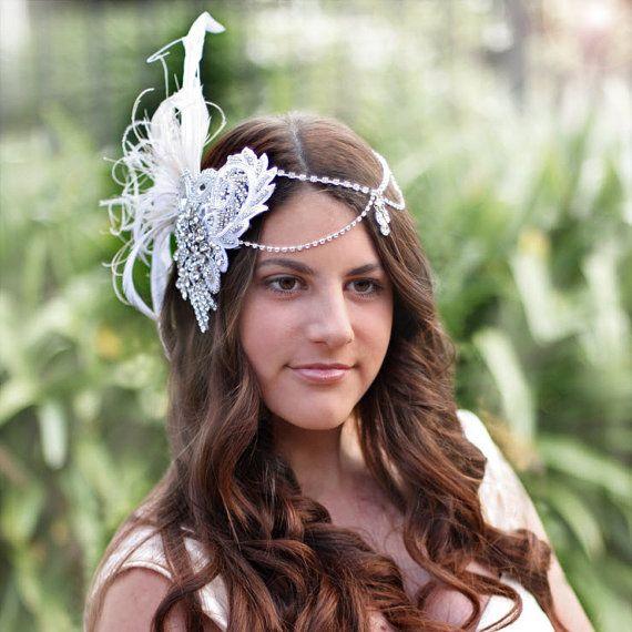 Hey, I found this really awesome Etsy listing at https://www.etsy.com/listing/198938875/scarlet-bridal-headpiece-wedding