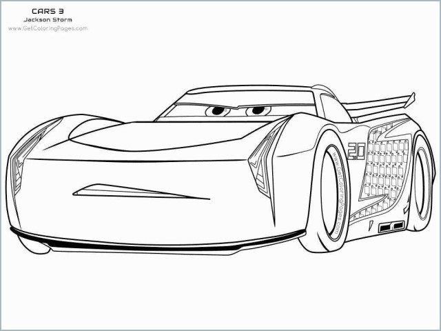 21 Beautiful Picture Of Cars 3 Coloring Pages Disney Cars 3
