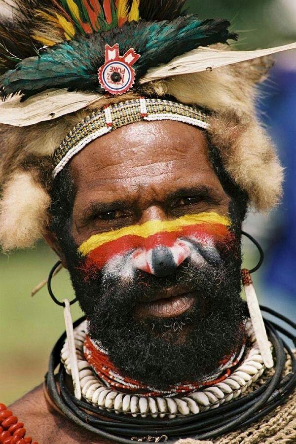 Papua ethnic