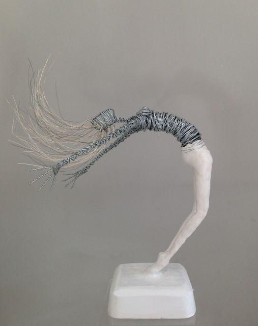 Rachel Ducker | Rachel Ducker Wire Sculpture                                                                                                                                                                                 More