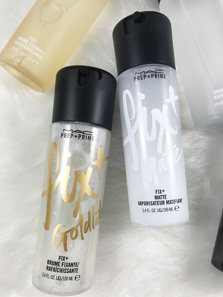 Mac Fix Plus Prep Prime Which One Is Right For You Top Beauty